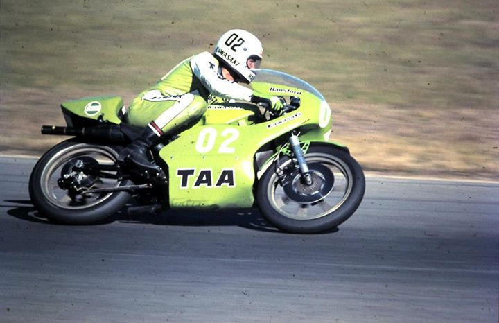 Gregg on the 250