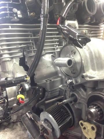 Ryan Farquhar engine